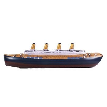 Giant Titanic Inflatable Pool Toy by Universal Specialtes (Giant Inflatable Pool)