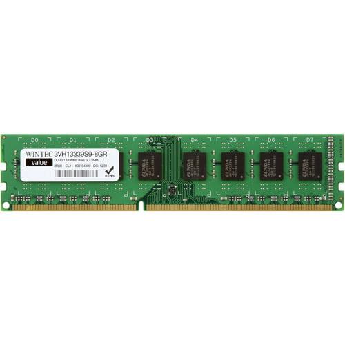 Wintec Value DDR3 8GB SODIMM Module