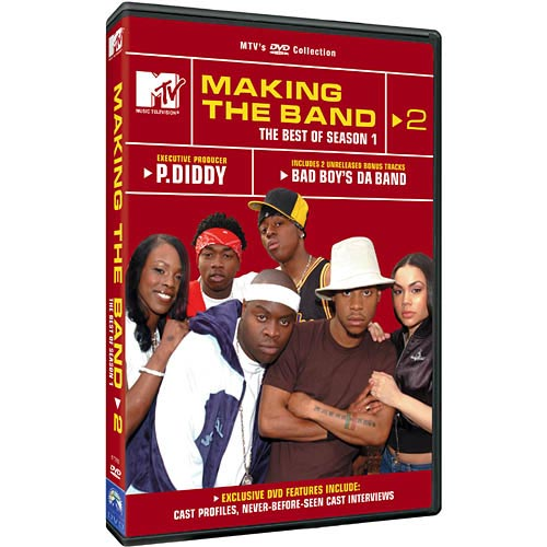 MTV Making the Band 2 The Best of Season 1 by PARAMOUNT HOME VIDEO