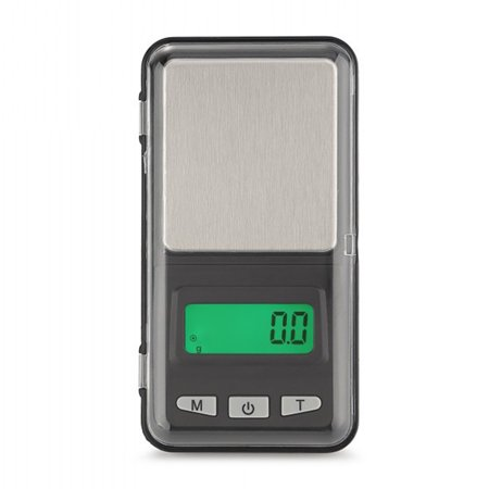 200g/0.01g High Precision Portable Pocket Electric LCD Jewelry Weighing Scale - image 2 of 7