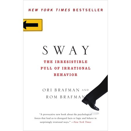 Sway : The Irresistible Pull of Irrational (Sway The Irresistible Pull Of Irrational Behavior)