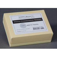 Communion Wafers, White (Box of 1000): Lumen by Abingdon Press (Other)