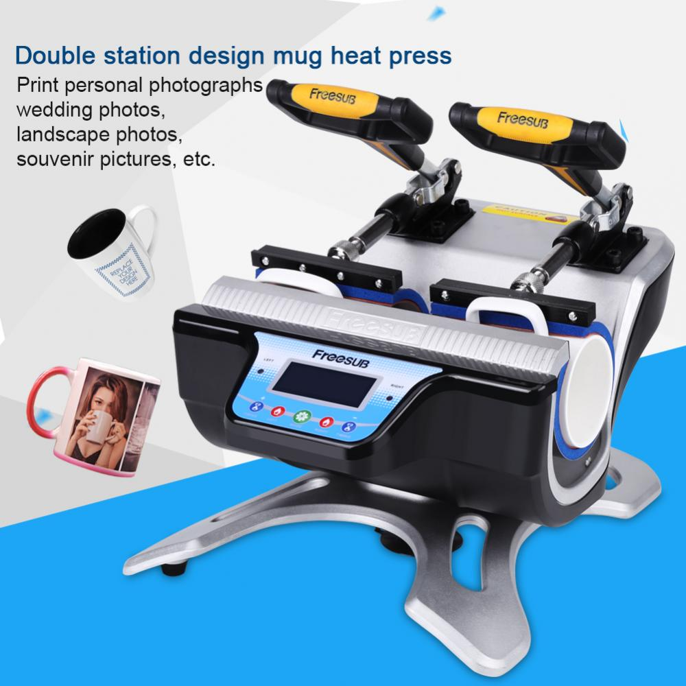 11 17oz Attachment HPS-110 Mug Heat Press 12 Sublimation Mug Mat 6