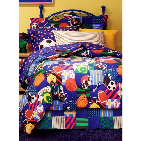 All Star Bed In A Bag Bedding Set