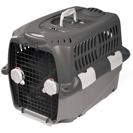 Dogit Pet Cargo #500 Pet Crate, Small, Gray