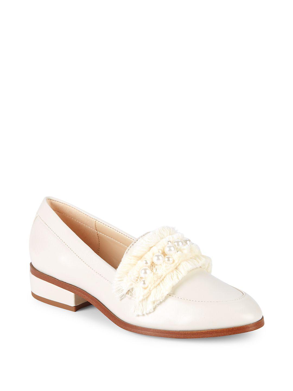 Cena Embellished Loafers