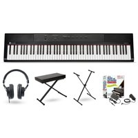 Deals on Williams Legato III Keyboard Package  Beginner Package