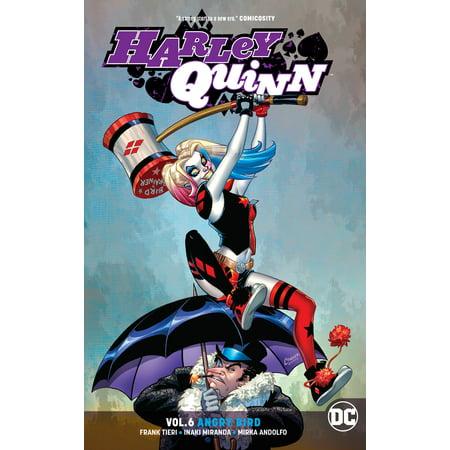 Harley Quinn Vol. 6: Angry Bird - Harley Quinn Quotes