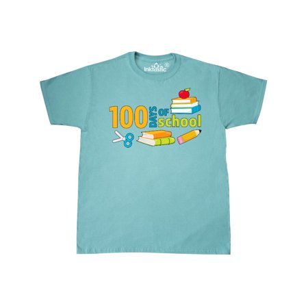 100 Days of School for teachers and students T-Shirt - Naughty School Teacher