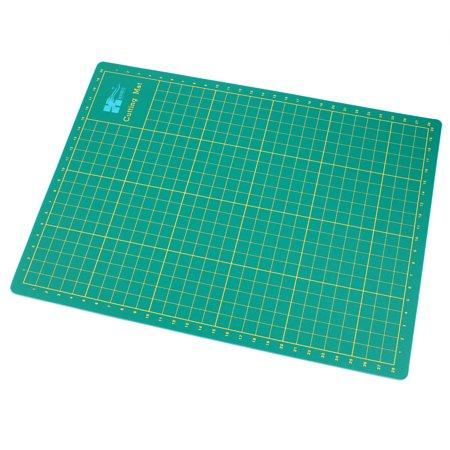 A4 Cutting Mat Printed Grid Lines Cut Paper Board Crafts Models Self (Pattern Cutting Board)