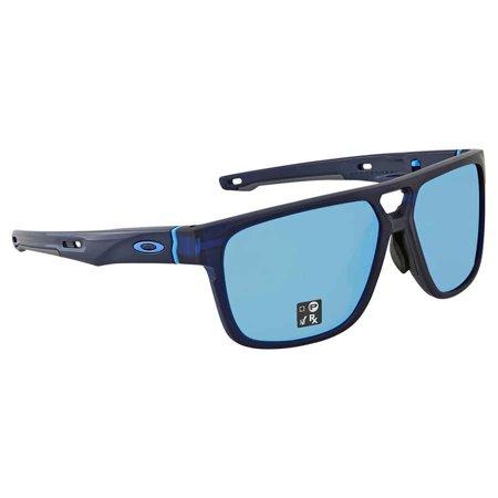 Oakley Crossrange Patch Prizm Sapphire Square Asia Fit Sunglasses OO9391 939104 60