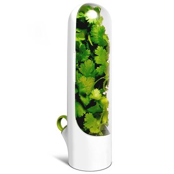 Herb Saver Pod For Refrigerator Small Food Storage Container