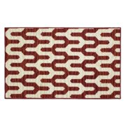 Structures Mila Textured Printed Accent Rug