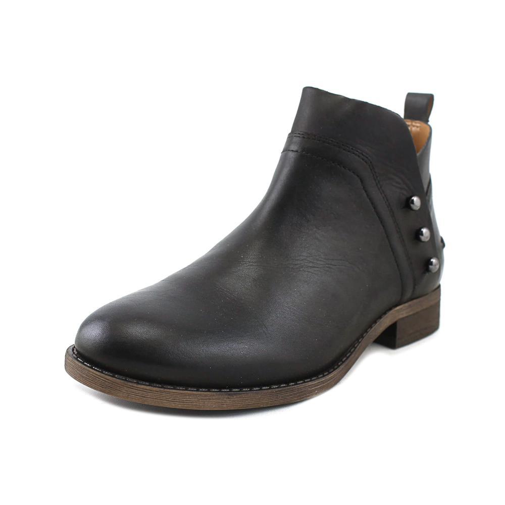 Franco Sarto Kelton Round Toe Boots by Franco Sarto