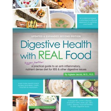 Digestive Health with Real Food (The Real Food Revolution)