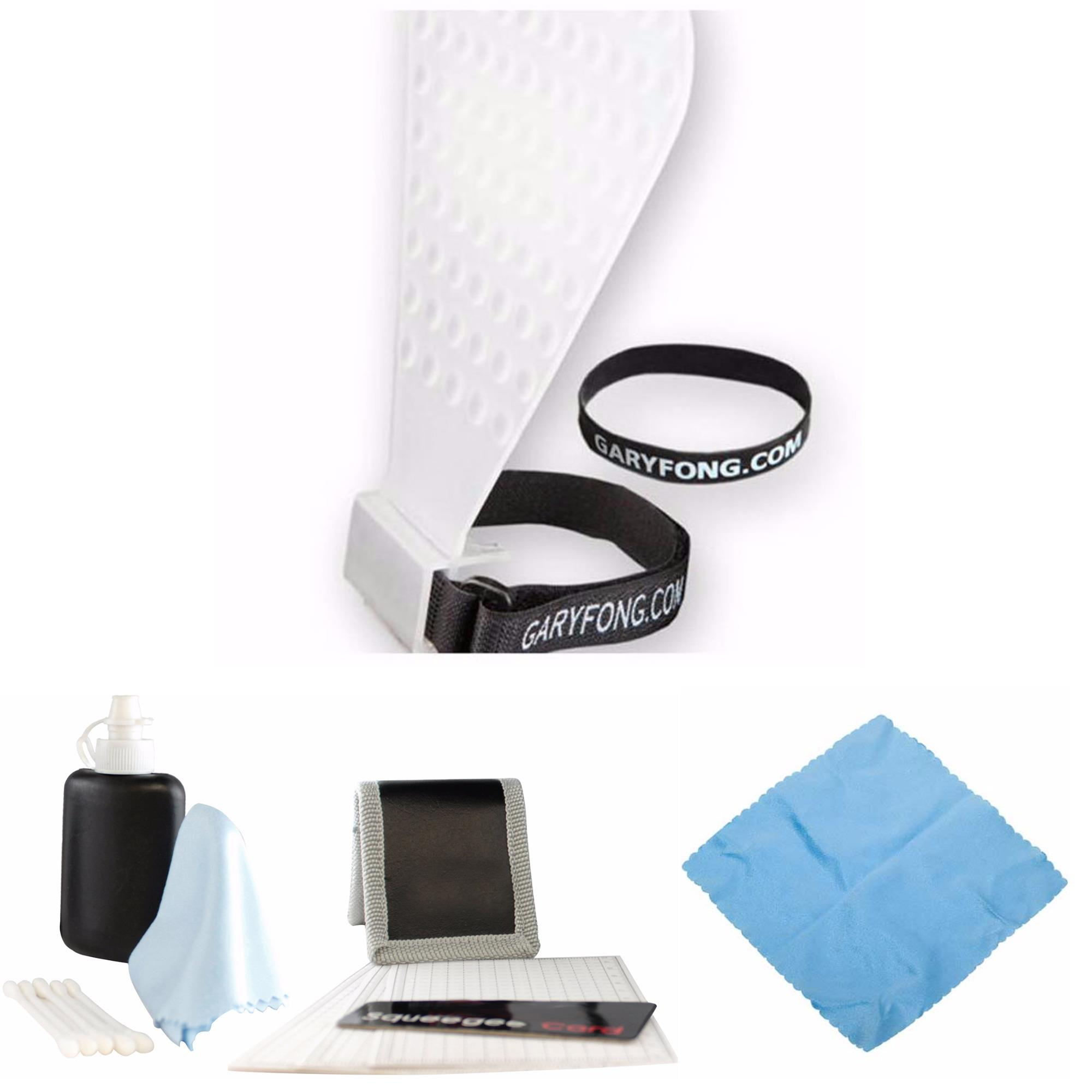 Gary Fong Portable and Compact LightBlade Flash Diffuser and Cleaning Bundle