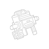 Genuine OE GM Air Bypass Valve 55573259