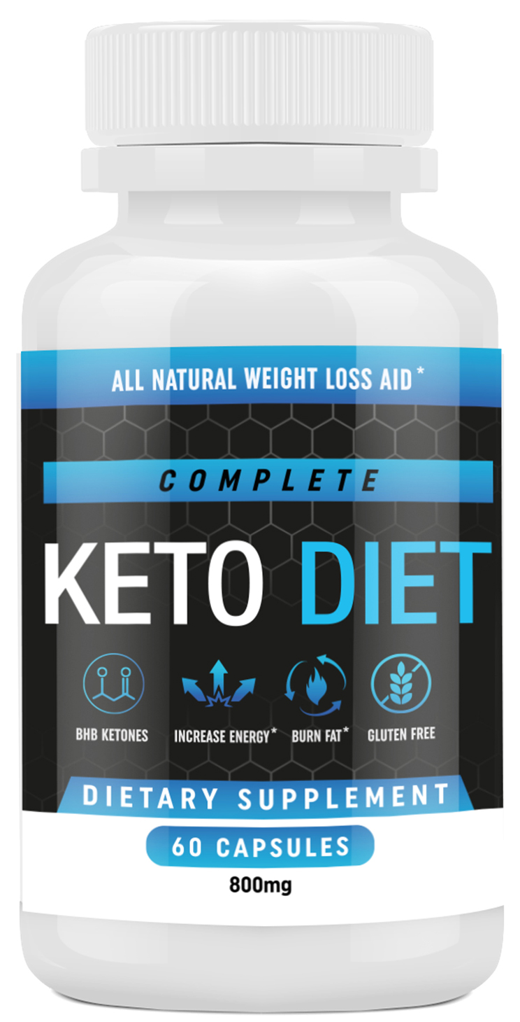 Keto Diet Pills - Weight Loss Supplements to Burn Fat Fast