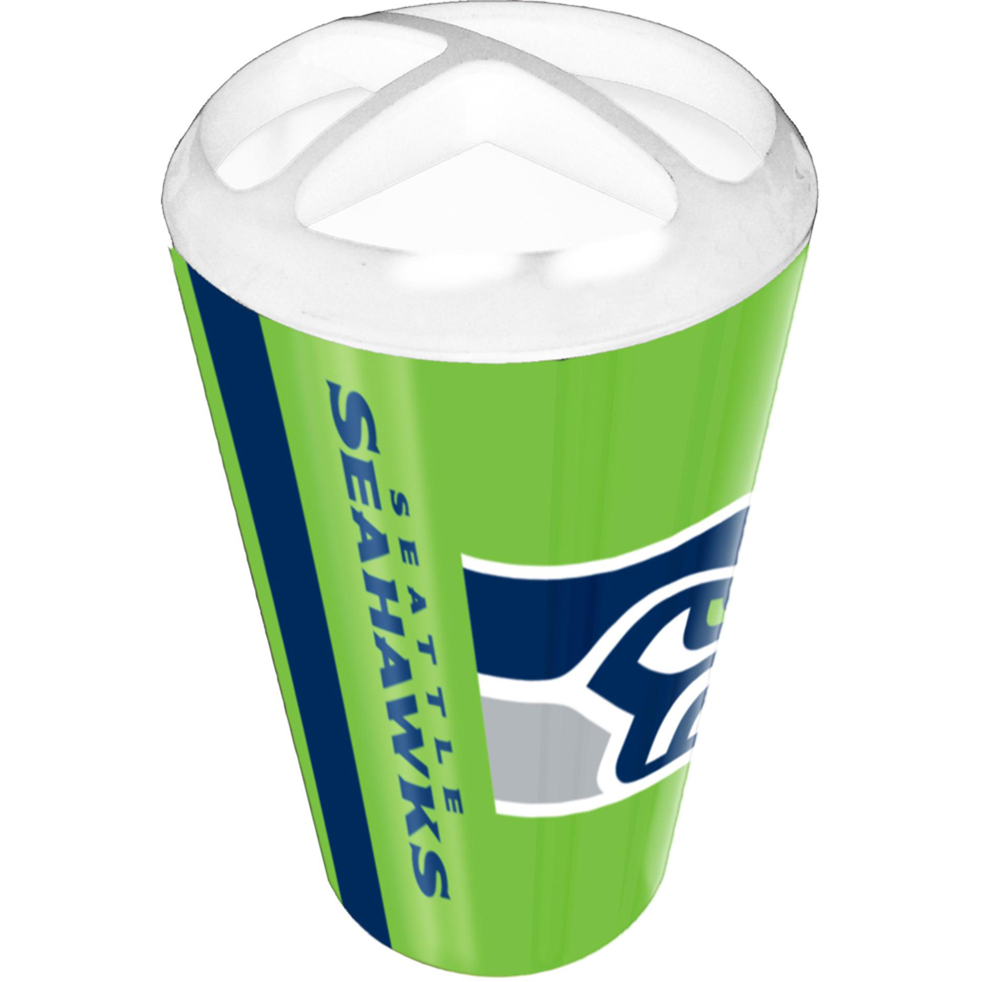 NFL Seattle Seahawks Decorative Bath Collection Toothbrush Holder