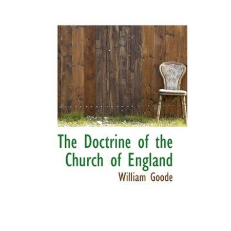 The Doctrine of the Church of England - image 1 de 1