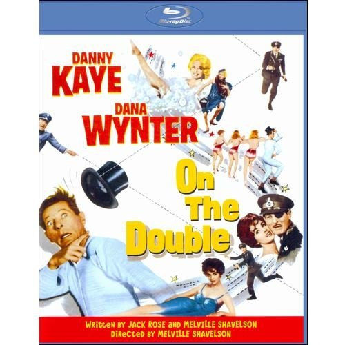 On The Double (1961) (Blu-ray) (Anamorphic Widescreen)