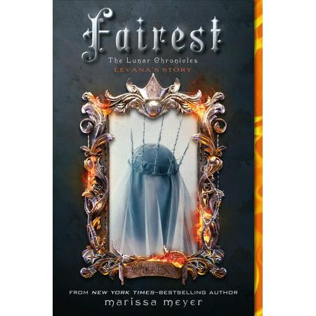 Fairest : The Lunar Chronicles: Levana's Story