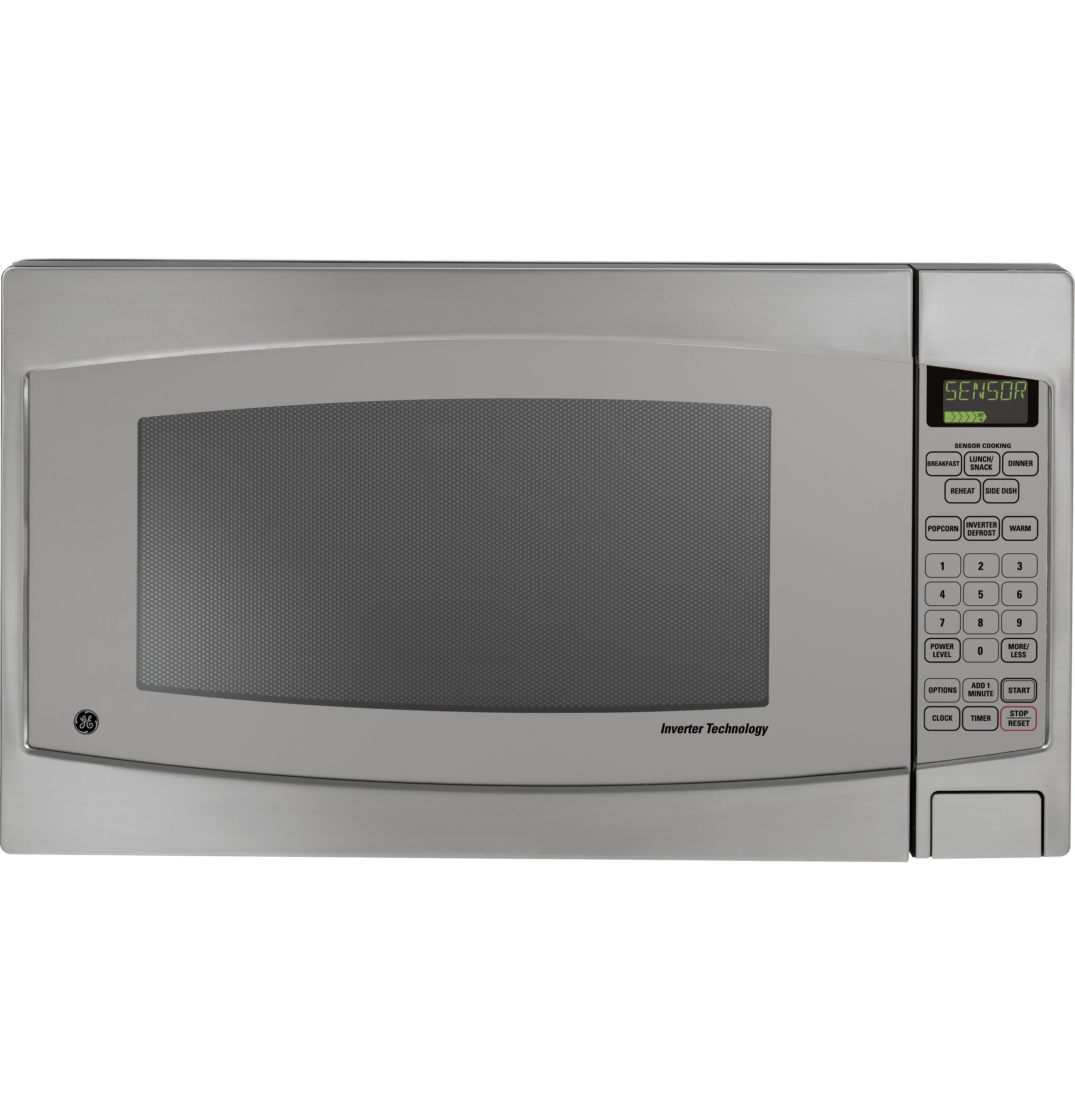 Ge Microwave Ovens Countertop: GE Profile 2.2 Cu. Ft. Countertop Microwave Oven W/ Child
