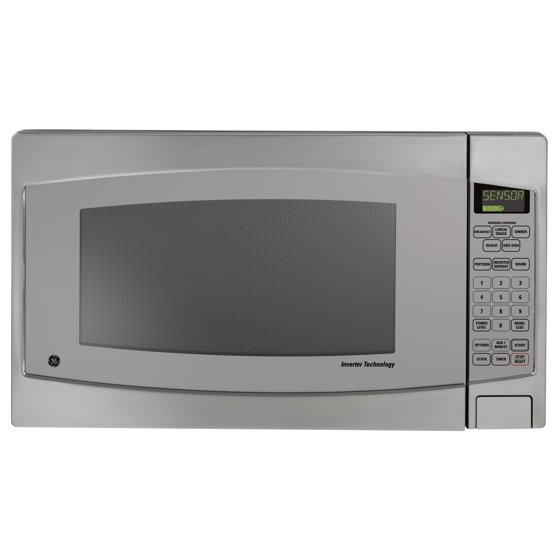 Ge Profile 2 Cu Ft Countertop Microwave Oven