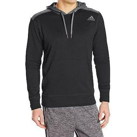Adidas Mens Climawarm Tech Fleece Pullover Hoodie Sweatshirt