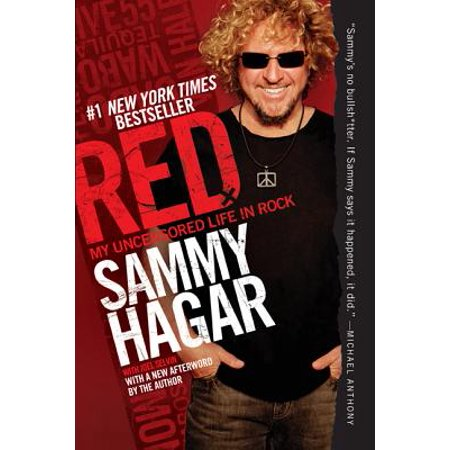 Red : My Uncensored Life in Rock