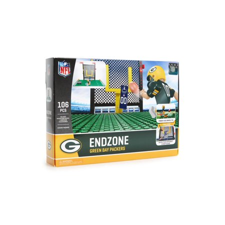 Oyo Sports Nfl Green Bay Packers Endzone Set