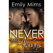 Never and Always - eBook