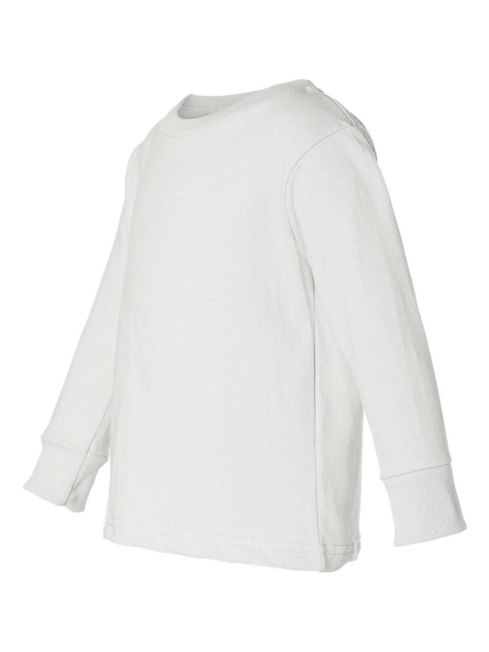 Rabbit Skins 3311 T-Shirt Toddler 5.5 oz Long-Sleeve