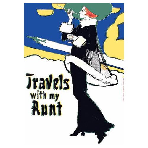 Travels with My Aunt (1972)