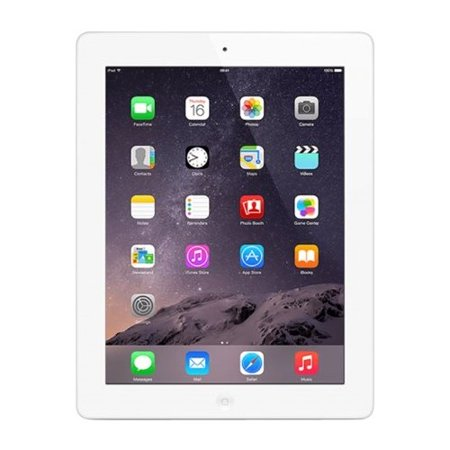 Apple iPad 4 with Wi-Fi 32GB - White (Certified Refurbished) (Ipad 4 32gb Wifi White)