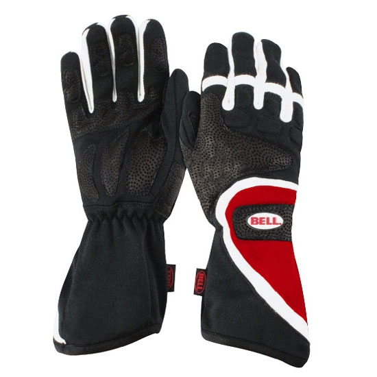 Bell Racing Gloves Formula II Nomex SFI 3.3/5 Rated