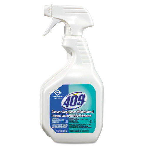 Formula 409 Cleaner Degreaser Disinfectant, Spray, 32 oz