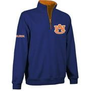 Auburn Tigers Quarter Zip Sweatshirt Navy 2XL