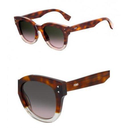 Sunglasses Fendi Ff 239 /S 00T4 Havana Pink / M2 brown pink gradient lens
