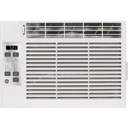 General Electric 5,000 BTU Window Air Conditioner with Remote, 115V, GE AEZ05LV
