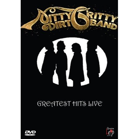 Nitty Gritty Dirt Band: Greatest Hits Live (DVD) (The Band Live At The Academy Of Music)
