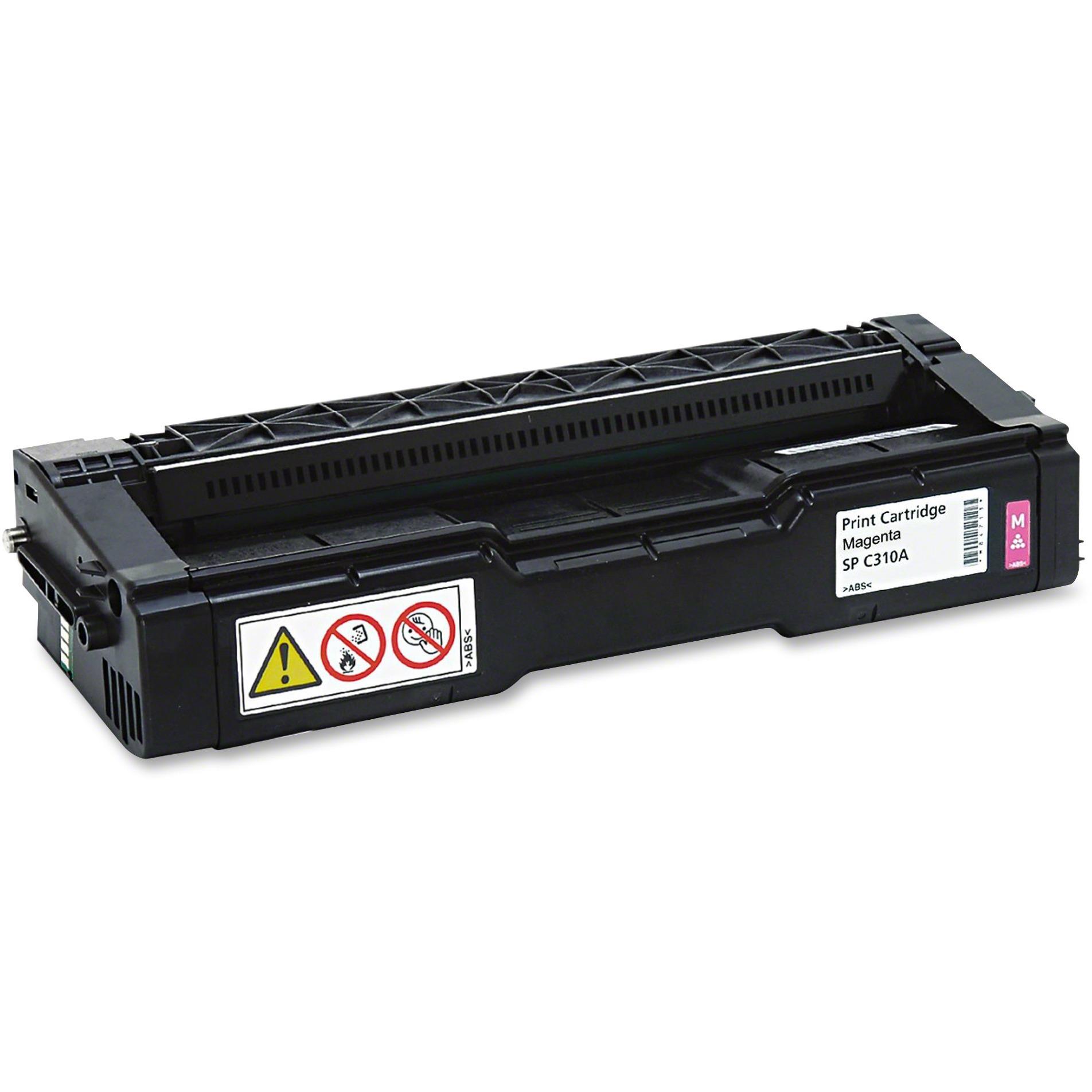 Ricoh, RIC406346, Aficio SP C242SF/C310A Toner Cartridge, 1 Each