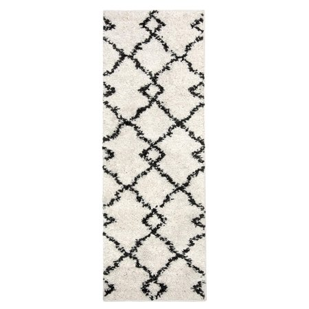 Better Homes and Gardens Diamond Shag Area Rug or Runner