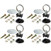 Tie-Down Anchor Removable Stud Ring Kit