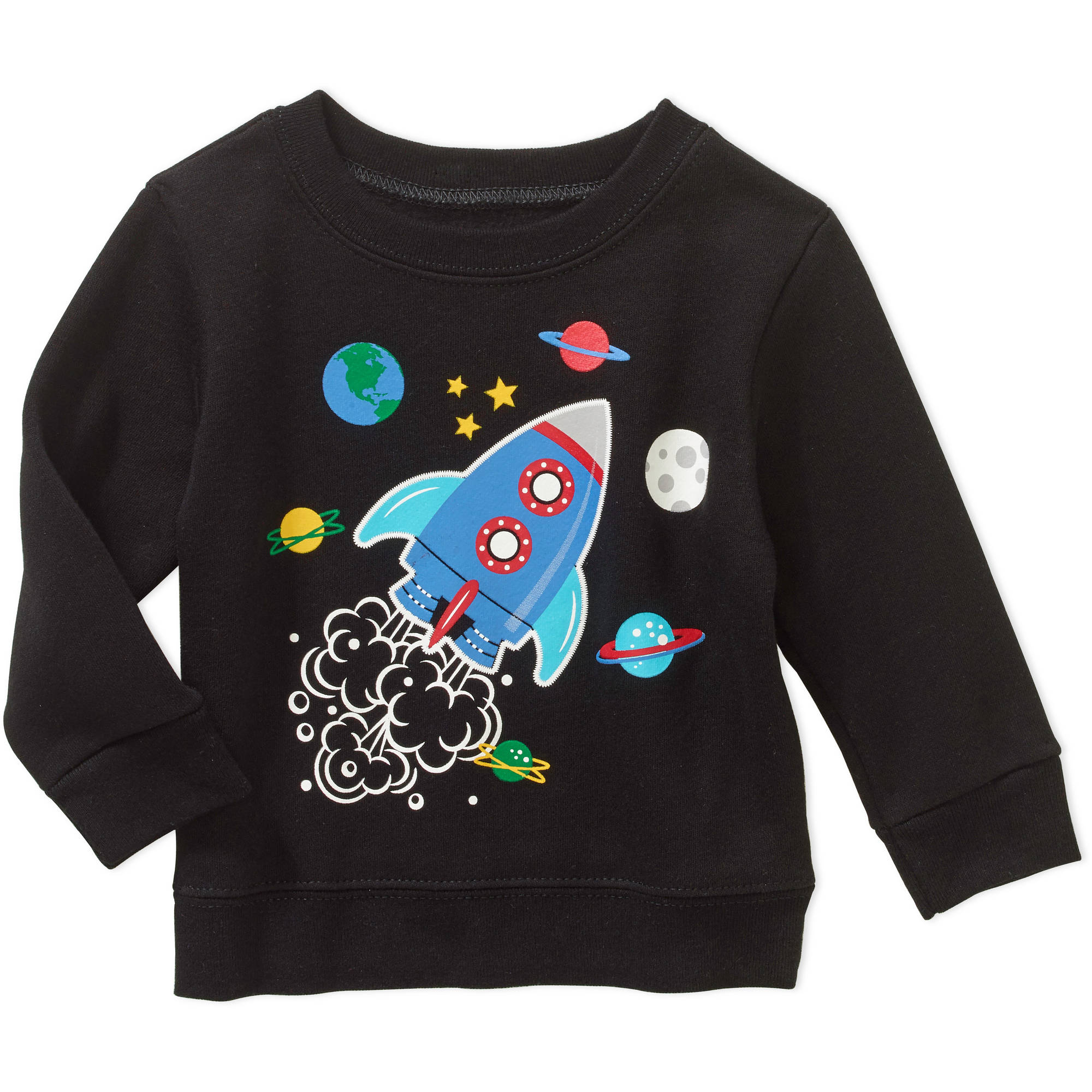 Garanimals Baby Boy Graphic Sweatshirt