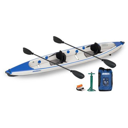 Sea Eagle 473rl RazorLite Inflatable Kayak Pro Carbon Package