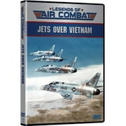 Legends Of Air Combat: Jets Over Vietnam by MILITARY HISTORY INS