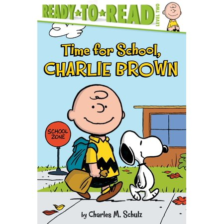 Time for School, Charlie (Charlie Brown's Sister)