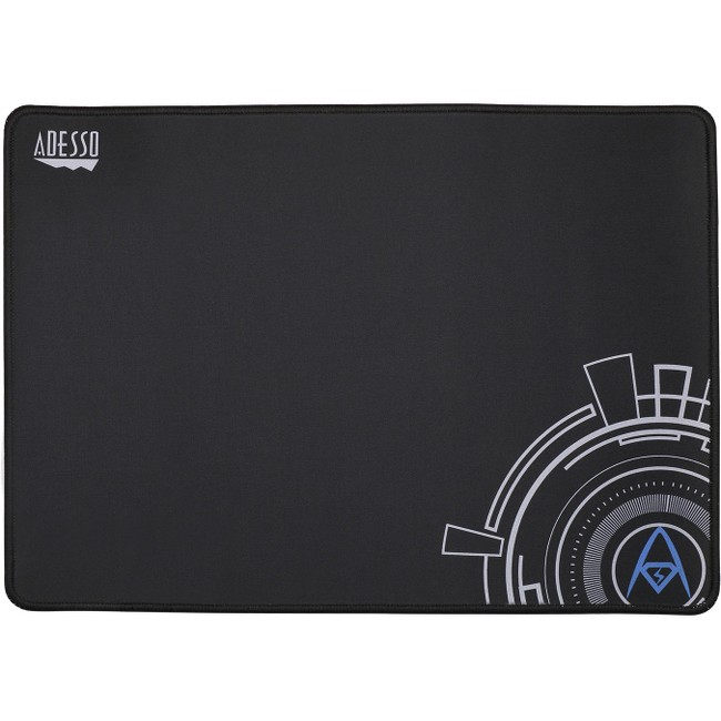 Adesso Truform P102 � 16 x 12 Inches Gaming Mouse Pad, Black by Adesso