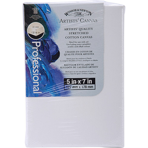 Artists' Canvas 5 in. x 7 in., each